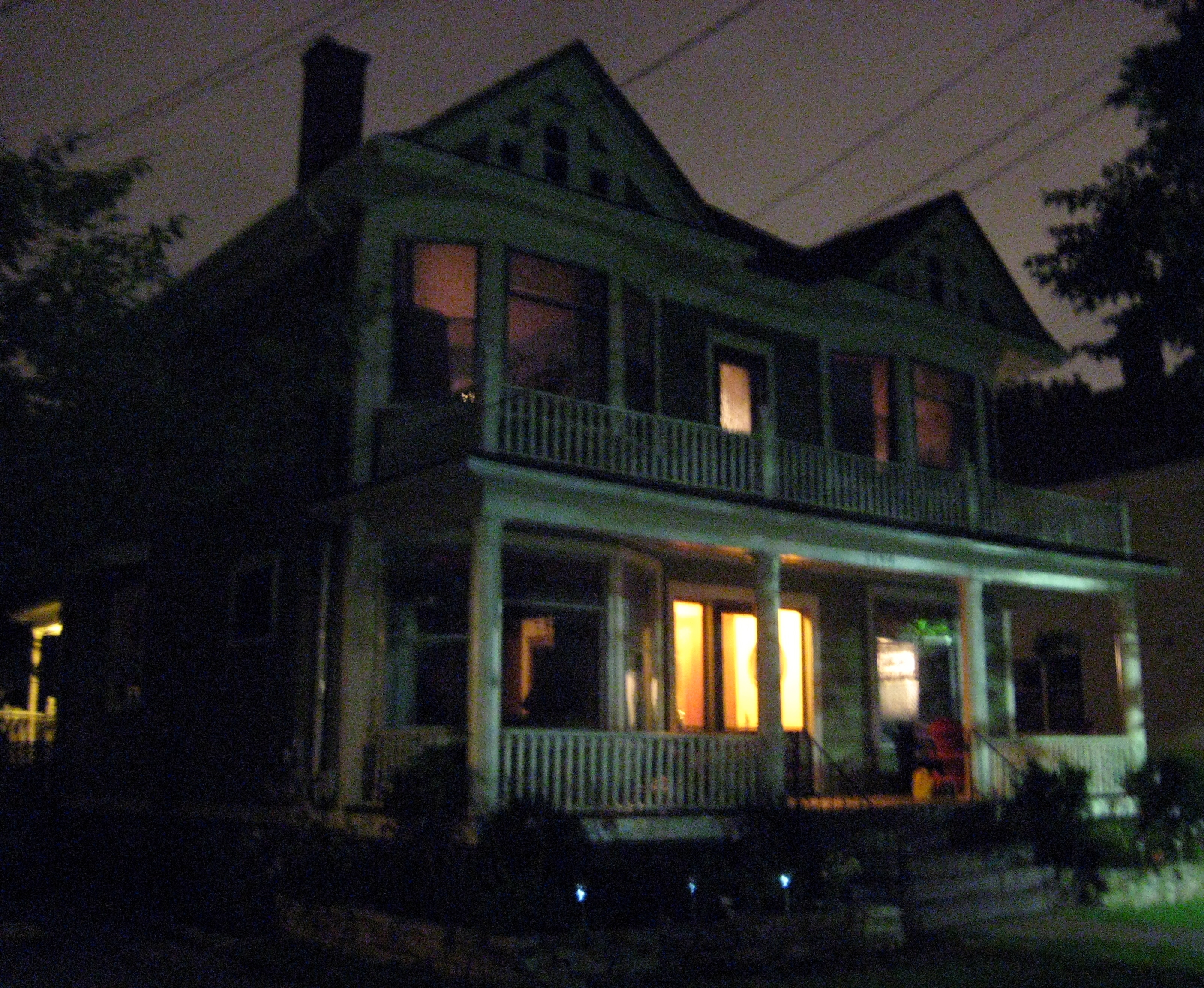 Houses That May As Well Be Haunted In My Halifax  Ns Neighborhood