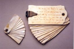 Ivory notebook